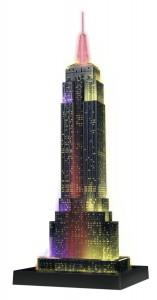 Ravensburger Empire State Building bei Nacht 3D Puzzle