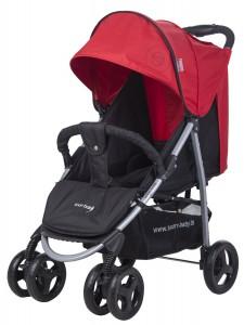 knorr-baby 885510 Sportwagen Streeter Happy Colour im Buggy Vergleich