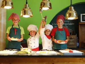 Kinder Kochen Kinderhotel Oberjoch