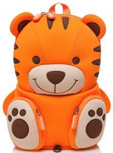 Pandana Tommy Tiger im Kindergartenrucksack Vergleich