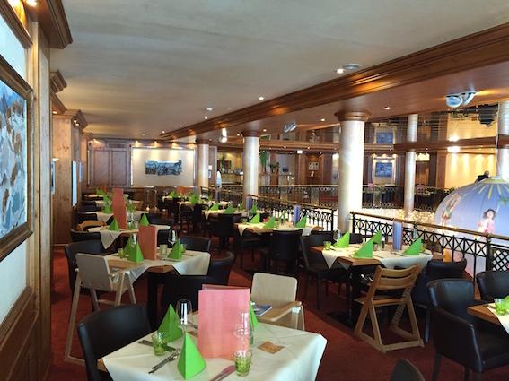 Restaurant im Oberjoch – Familux Resort