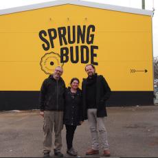 Sprungbude Stuttgart  – Trampolinspass für Jung und Alt!