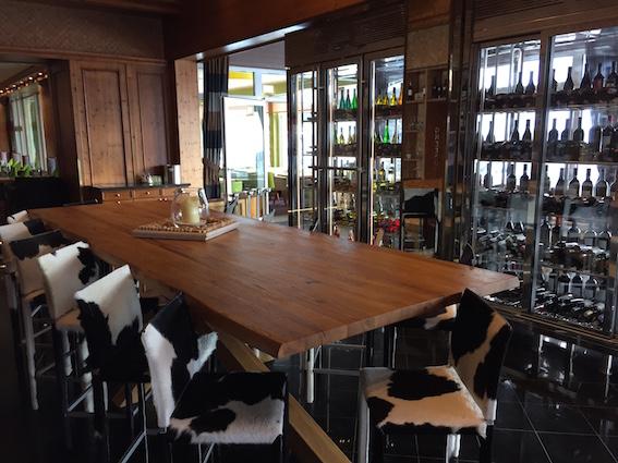 Vinothek im Oberjoch – Familux Resort
