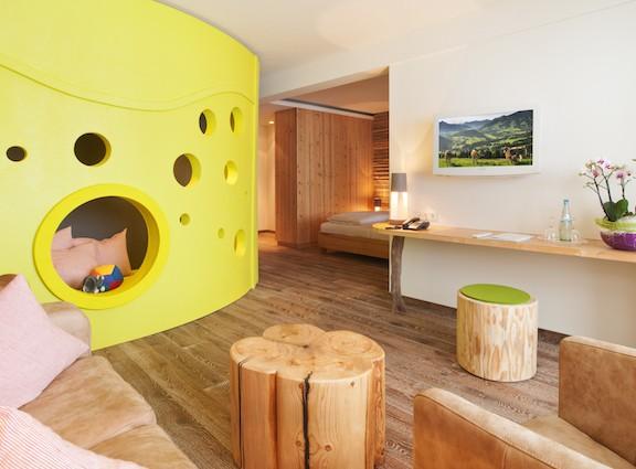 Zimmer im Oberjoch – Familux Resort