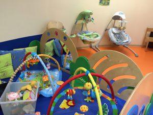Babyclub im Kinderhotel Alpenrose