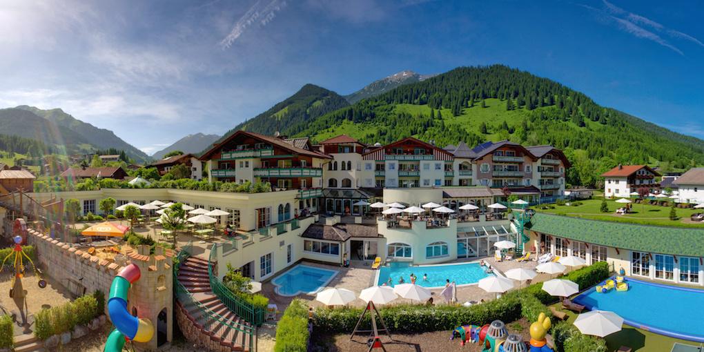 Kinderhotel Alpenrose