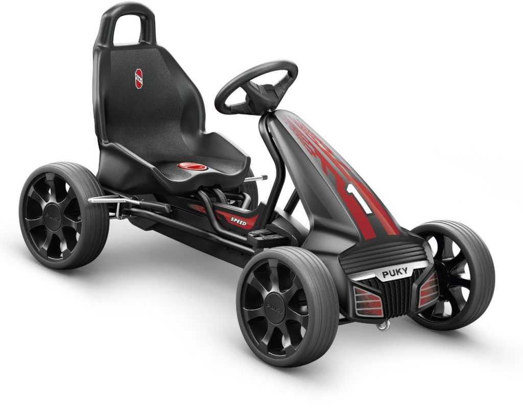 PUKY Go Cart F 550 im Kettcar Vergleich