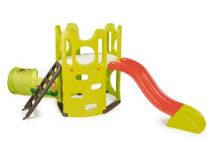 Smoby 310048 - Abenteuer Kletterturm im Spielturm Vergleich