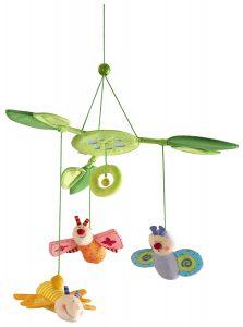 Haba 3735 Mobile Blütenfalter im Baby-Mobile Vergleich