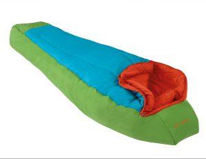Vaude Dreamer Adjust 350 S im Kinderschlafsack Vergleich