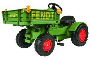 BIG 800056551 Fendt Dieselross im Trettraktor Vergleich