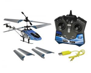 Revell Control Sky Fun im ferngesteuerte Hubschrauber Vergleich