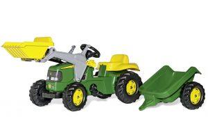 Rolly Toys 023110 John Deere im Trettraktor Vergleich