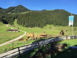 Albert-Link-Hütte_Blick von der Terrasse