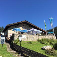 Ein Wochenende auf der Albert-Link-Hütte mit Baby und Kleinkind