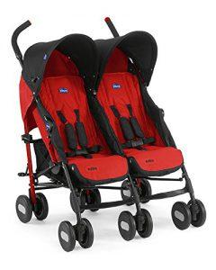 Chicco Echo Twin im Zwillingskinderwagen Vergleich