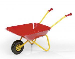 Rolly Toys Metall Schubkarre im Kinderschubkarre Vergleich
