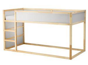 IKEA Kura im Kinderbett Vergleich