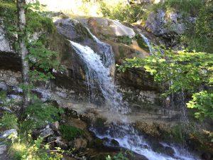 Loferer Alm_Wasserfallweg