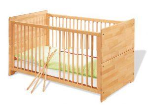 Pinolino Natura Gitterbett im Kinderbett Vergleich