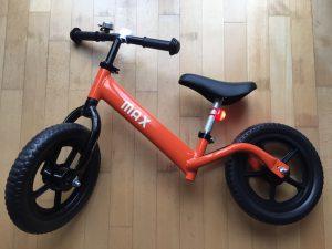 Rocky Bike Laufrad im Praxis-Test_Montiert