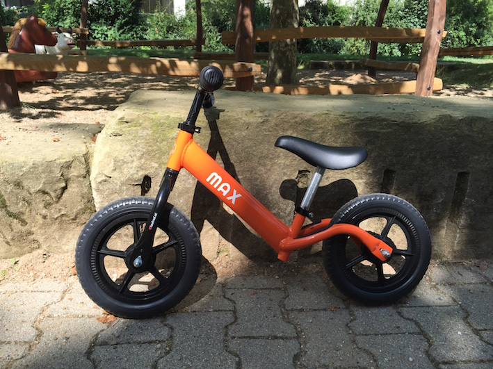 rocky bike laufrad im praxis test das 12 zoll kinder. Black Bedroom Furniture Sets. Home Design Ideas