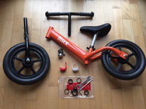 Rocky Bike Laufrad im Praxis-Test_lieferumfang
