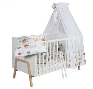 Schardt Natura Gitterbett im Kinderbett Vergleich
