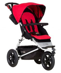 mountain-buggy-urban-jungle im Outdoor-Kinderwagen Vergleich