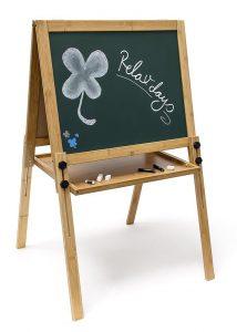 Relaxdays Standkindertafel im Kindertafel Vergleich