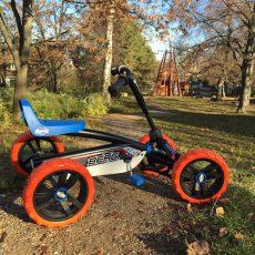 BERG Buzzy Nitro GoKart im Praxis-Test – Kettcar-Spass für kleine Racer