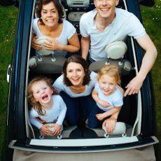 Reisen mit Kindern – Kreative Spiele für eine angenehme Fahrt