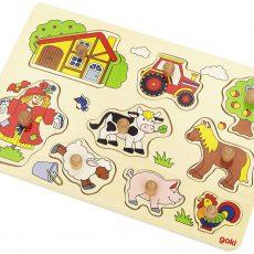 Holzpuzzle Vergleich – Puzzles für Kinder ab 2 Jahren