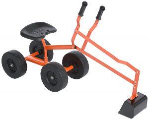 Legler Bagger mit Rädern im Sitzbagger Vergleich