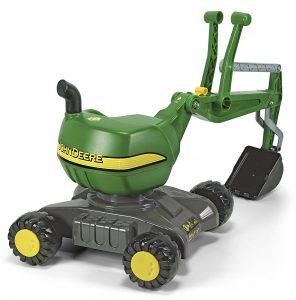 rolly toys 421022 rollyDigger John Deere im Sitzbagger Vergleich
