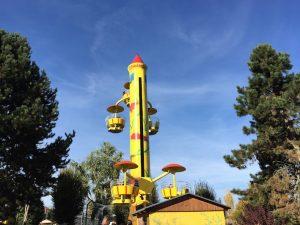 Flying Wheel im Schwabenpark