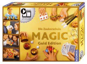 Kosmos 698232 - Zauberschule Magic Gold Edition im Zauberkasten Vergleich