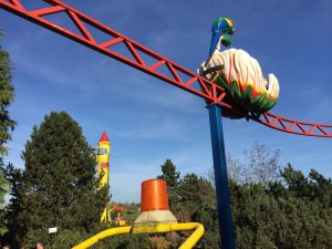 Papageienbahn im Schwabenpark