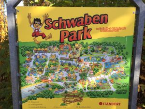 Parkplan im Schwabenpark