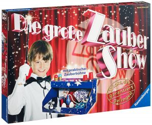 Ravensburger 21940 Die große Zaubershow im Zauberkasten Vergleich