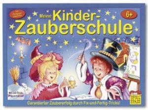 Spielspass Verlag 10078 Meine Kinder-Zauberschule im Zauberkasten Vergleich