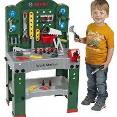 Kinder-Werkbank Vergleich – Die besten Spielzeug-Werkzeugbänke