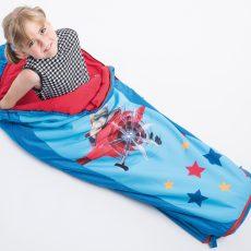 Grüezi bag Biopod Wolle Kids määäh – Kinderschlafsack mit Wohlfühlfaktor
