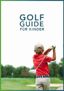 Golf für Kinder_Cover Golfguide für Kinder
