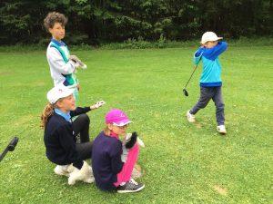Golf für Kinder_© Sabine Koch-Sutter