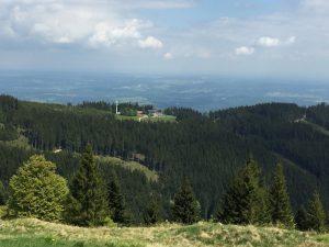 Blomberg zum Zwieselberg_Aussicht vom Zwieselberg