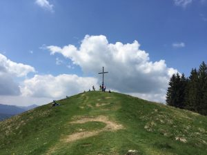Blomberg zum Zwieselberg_Gipfel Zwieselberg