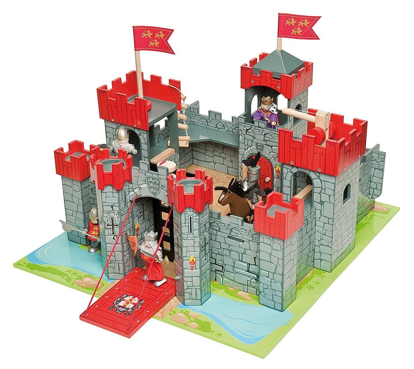 Ritterburg Vergleich – Die besten Spielzeug-Burgen und -Schlösser ...