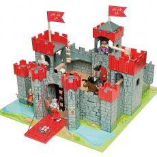 Ritterburg Vergleich – Spielzeug-Burgen für Kinder ab 3 Jahren