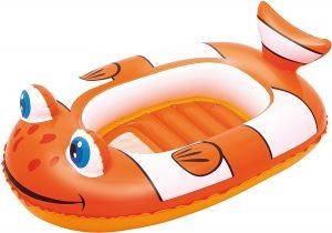 Bestway Little Buddy Clownfish im Kinder-Schlauchboot Vergleich